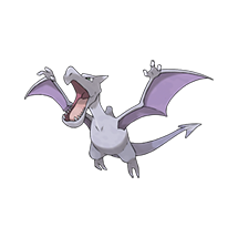 Aerodactyl в Pokemon Go