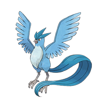 Articuno в Pokemon Go