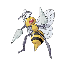 Beedrill в Pokemon Go