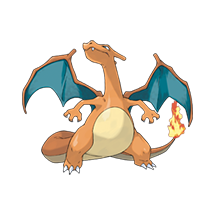 Charizard в Pokemon Go