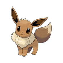 Eevee в Pokemon Go