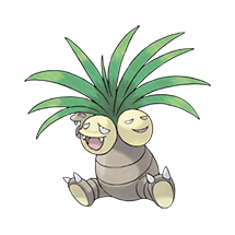 Exeggutor в Pokemon Go