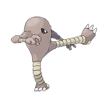 Hitmonlee в Pokemon Go