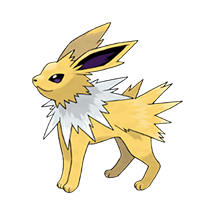 Jolteon в Pokemon Go