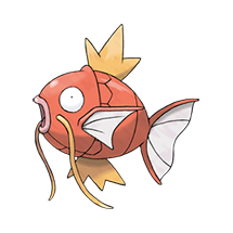 Magikarp в Pokemon Go