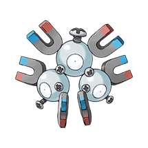 Magneton в Pokemon Go