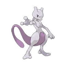 Mewtwo в Pokemon Go
