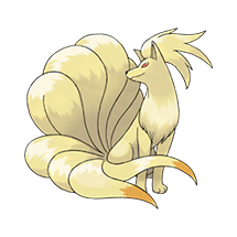 Ninetales в Pokemon Go