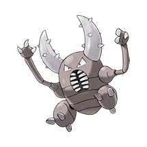 Pinsir в Pokemon Go