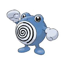 Poliwhirl в Pokemon Go