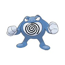 Poliwrath в Pokemon Go