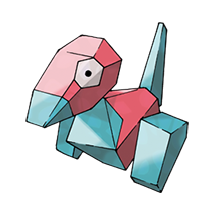 Porygon в Pokemon Go