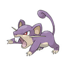 Rattata в Pokemon Go