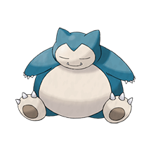 Snorlax в Pokemon Go