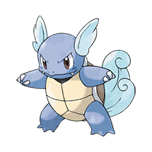 Wartortle в Pokemon Go
