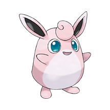Wigglytuff в Pokemon Go