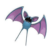 Zubat в Pokemon Go