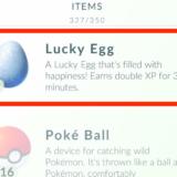 Lucky Egg в Pokémon Go