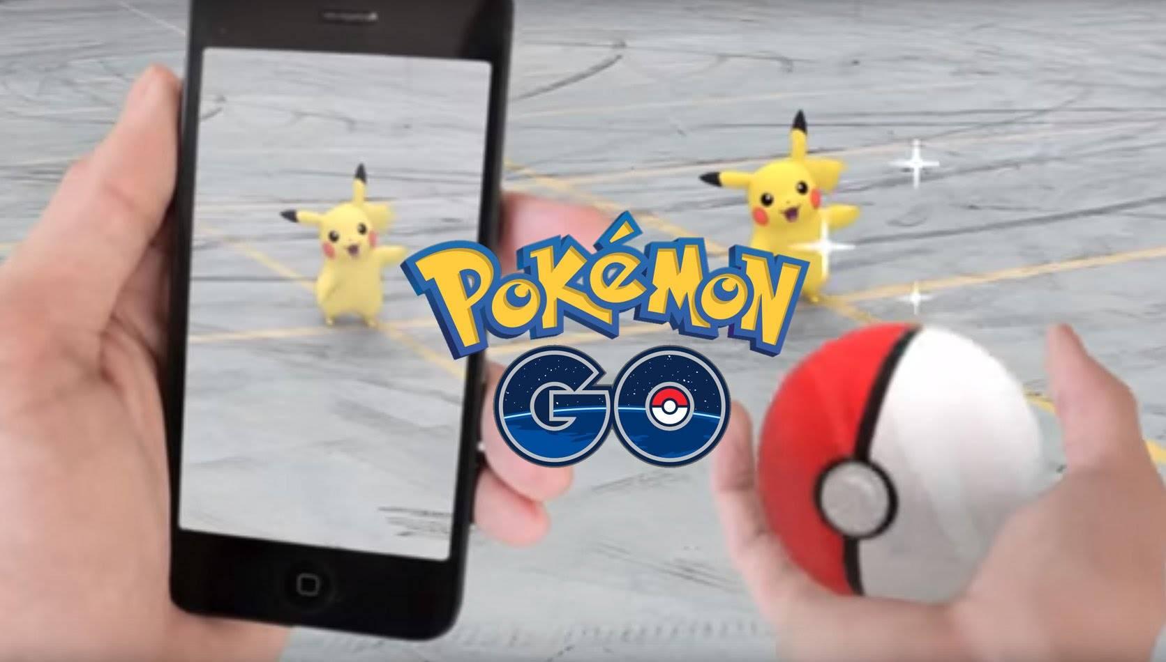 GPS Signal Not Found в Pokemon Go на iOS