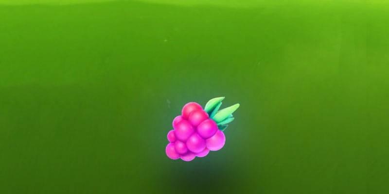 Razz Berry 1