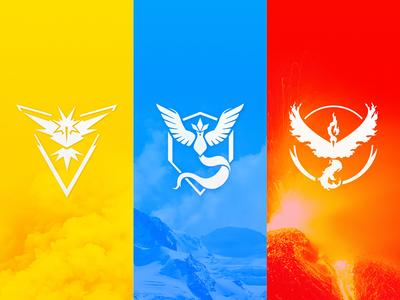 Какую команду выбрать в Pokemon Go