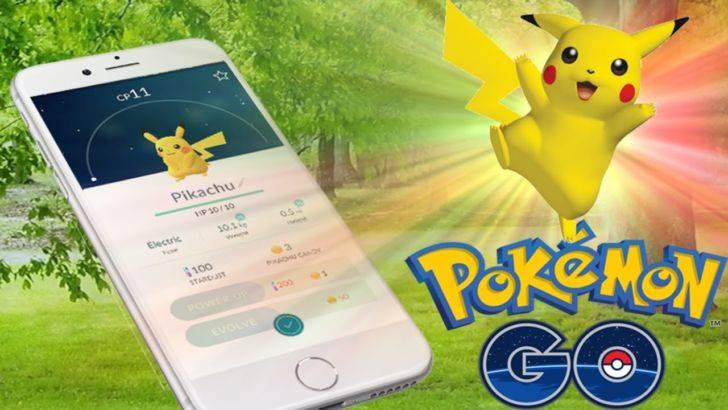 Как получить Пикачу в Pokemon Go