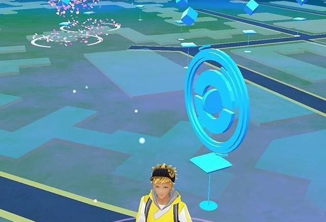 Как использовать Покестоп в Pokemon Go